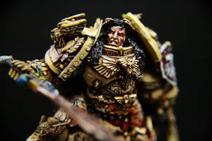 40k - Emperor by TaoPhotography