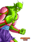 Piccolo Super Namek Normal Color by Naruttebayo67