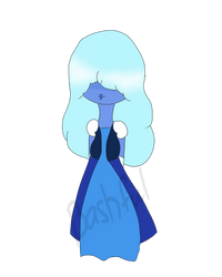 Sapphy by 2015Bashful