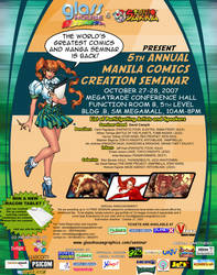 5th Manila Comics Seminar by ArtistsDen