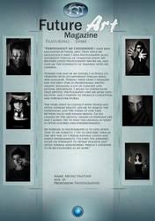 featured Artist: Dibbi by Future-Art-Magazine