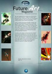 Featured Artist: DarkKeyMaster by Future-Art-Magazine