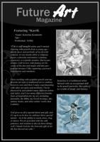Featured Artist: KartK by Future-Art-Magazine