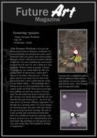 Featured Artist: Gorjuss by Future-Art-Magazine