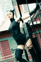 Elle Cosplay: Catwoman #1 by AilesNoir