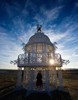 Burning Man - Capital Dome by NVMark