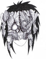 Flesh Mask 2 by BloodEcho