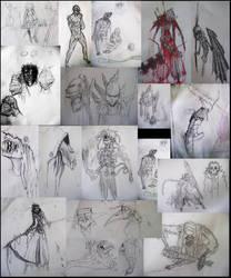 sketch dump by BloodEcho