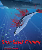 Stop Shark Finning by Jet22