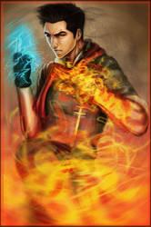 Mako - Bolt n' Flame by G4r4