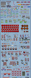 STH - Items and objects - V2 by retrobunyip