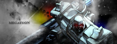 Megatron Sig by druesome
