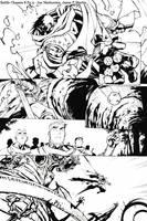 Battle Chasers Joe Madureira by JPMartin