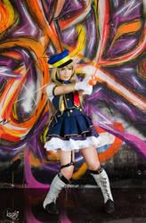 Hands up! by BaraKashi