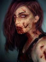Zombie by belldandy105