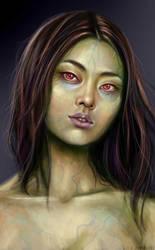 Zombiesque by belldandy105