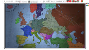 World War I - Victory of Central Powers (1918) by Breakingerr