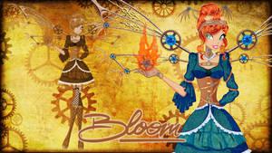 Steampunk Quest: Bloom by Aryl-Phoenix