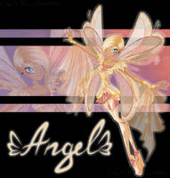 Angel Bloomix by Aryl-Phoenix
