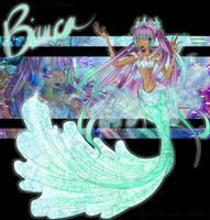 Bianca Mermaidix by Aryl-Phoenix