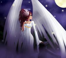 Night Angel by Aryl-Phoenix
