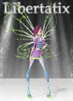 Libertatix: Tecna by Aryl-Phoenix