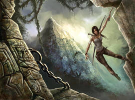 Tomb Raider Reborn by darkpaganus
