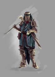 knight1 by bezzemes