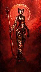 Bastet by Sephiroth-Art
