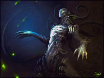 Angel by Sephiroth-Art