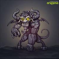 Gargoules by Sephiroth-Art