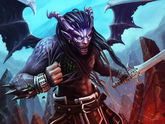 Rage by Sephiroth-Art