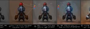 Knight Tutorial by Sephiroth-Art