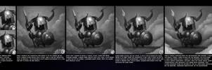 SLAVIC WARRIOR   Tutorial #2 by Sephiroth-Art
