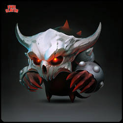 Demon by Sephiroth-Art