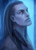 Sketch by Sephiroth-Art