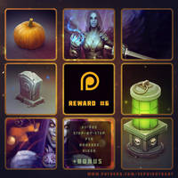 Patreon Reward#6 Done! by Sephiroth-Art