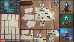 Dungeon Knight | Board Game Tutorial Promo by Sephiroth-Art