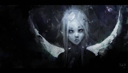 M O O N L I G H T by Sephiroth-Art