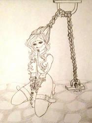Rapunzel, Rapunzel, Tie Up Your Hair! by green-eyed-demon