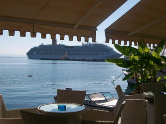 Cruise - Costa Favolosa IV by Violet-Dragonfly