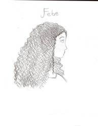 Ferox, mesta puella.. by Violet-Dragonfly