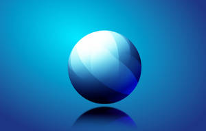 Aqua Globe Desktop by Just--Jake