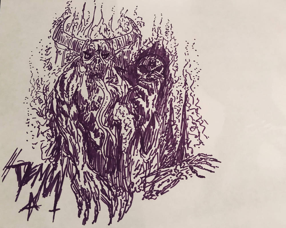 demon by acracium