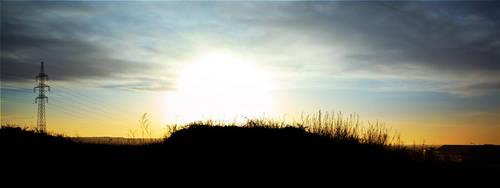 Sunset by kiskocka