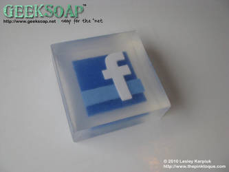 Facebook GEEKSOAP by pinktoque