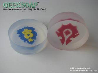 Warcraft GEEKSOAP Geek Soap by pinktoque
