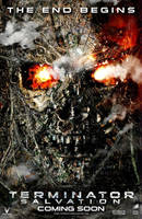 Terminator Salvation by rehsup