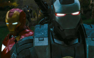 Iron Man 2 War Machine by rehsup