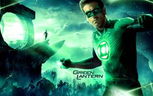 Green Lantern 2 by rehsup